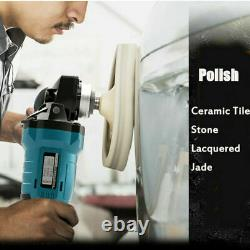 18V Cordless Tool Combo Cordless Impact Wrench Angle Grinder For BL1830 &ABV BAT