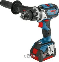 Bosch 18v Brushless GSB18V-85C Robust Hammer Drill GDX18VEC Impact Driver Wrench