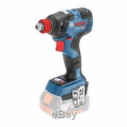 Bosch GDX 18 V-200 C 18v Impact Wrench Bare Unit in Carton 06019G4204