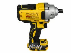 DCF894B 20V MAX 1/2 In. MID-Range Cordless Impact Wrench With Detent Pin Anvil