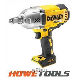 DEWALT DCF899HN 18v Impact wrench 1/2 square drive