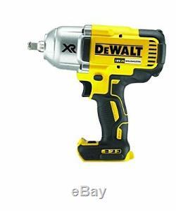 DEWALT DCF899HN Cordless Impact Wrench 18V Li-Ion Brushless Body Only Bare Tool