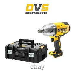 DEWALT DCF899N 18V CORDLESS BRUSHLESS 3 SPEED HIGH TORQUE IMPACT WRENCH With BOX