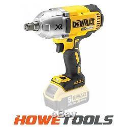 DEWALT DCF899N 18v Impact wrench 1/2 square drive