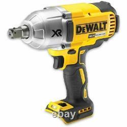 DEWALT DCF899N XR Brushless High Torque Impact Wrench 18 Volt Bare Body only