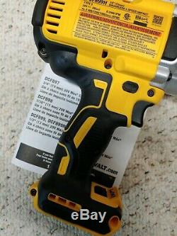 DeWALTDCF899H20VOLT MAX 1/2 High Torque Impact WrenchTOOL ONLY With BagNew