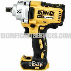 DeWALT DCF894B 20V MAX XR Brushless Cordless Mid-Range ½ Detent Impact Wrench
