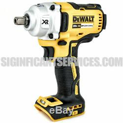 DeWALT DCF894B 20V MAX XR Brushless Mid-Range ½ Hog Ring Impact 5.0 Ah Kit