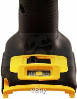 DeWALT DCF899B XR 20V MAX Brushless High Torque Impact Wrench 1/2 Detent Pin
