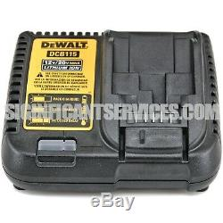 DeWALT DCF899B XR 20V MAX Brushless Lithuim-Ion 5.0 Ah High Torque Impact Kit