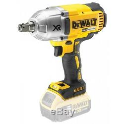 DeWALT DCF899N 18v Cordless XR Brushless HT Impact Wrench BARE UNIT RW