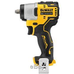 DeWALT DCF902B XTREME 12V MAX Brushless 3/8 Inch Impact Wrench Bare Tool