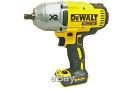 DeWalt 20V MAX XR Cordless Li-Ion 1/2 Brushless Hog Ring Bare Tool DCF899HB New