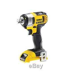 DeWalt DCF880N 18v XR 1/2 Compact Impact Wrench Body Only