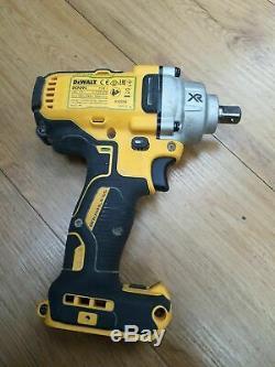 DeWalt DCF894M1 18V XR Compact High Torque 1/2 Impact Wrench 1x 4.0ah & charger