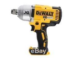 DeWalt DCF897N 18V XR Brushless 3/4in Compact High Torque Wrench