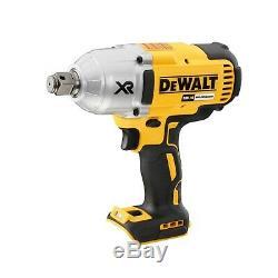 DeWalt DCF897N 18V XR Cordless Brushless 3/4in Mid High Torque Impact Wrench