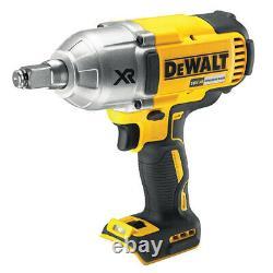 DeWalt DCF899HN 18V Brushless Hog Ring High Torque Impact Wrench Body Only