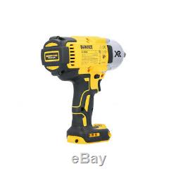 DeWalt DCF899N 18v XR Brushless 1/2 High Torque Impact Wrench Body Only