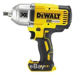 DeWalt DCF899N XR Brushless 1/2in Pin Detent Impact Wrench-Bare Unit
