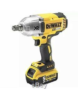 DeWalt DCF899P2 18V Torque Brushless 3 Speed Impact Wrench 1/2 Latest Model