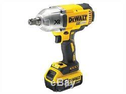DeWalt DCF899P2 XR High Torque Impact Wrench 18v 2 x 5.0ah
