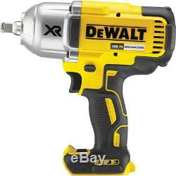 DeWalt DCF899 18V XR Brushless High Torque Impact Wrench Hog Ring Body Only