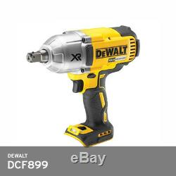 DeWalt DCF899 Impact Wrench 18V Brushless Motor 950Nm 3Lever RPM UPS Bare Unit