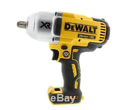 DeWalt DCF 899HB 20v MAX XR Brushless High Torque 1/2 Impact Wrench (Bare)