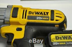 Dewalt DCF889H 20V MAX 1/2 Cordless Impact Wrench withDCB107 Charger DC0B200