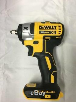 Dewalt DCF890 20-Volt MAX XR Lithium-Ion Cordless 3/8 in Brushless Impact Wrench