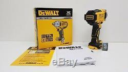 Dewalt DCF894HN 18V 1/2 Impact Wrench High Torque Cordless Brushless Hog Ring