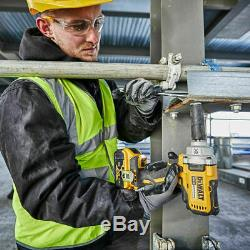 Dewalt DCF894N 18V Brushless Compact Impact Wrench High Torque 1/2in Drive Body