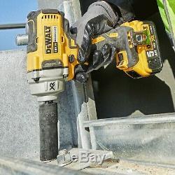 Dewalt DCF894N 18v XR High Torque Brushless Compact Impact Wrench 1/2 + Tstak