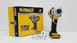 Dewalt DCF894N 1/2 Compact Impact Wrench High Torque 18V Cordless Brushless