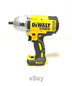 Dewalt DCF899B 20v MAX XR Brushless 1/2 Impact Wrench, Detent (Bare Tool)