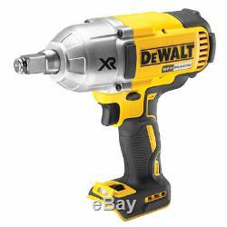 Dewalt DCF899HN High Torque Impact Wrench 18V Brushless (Hog Ring)