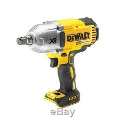 Dewalt DCF899N 18V High Torque Impact Wrench with 1 x 4.0Ah Battery & Charger