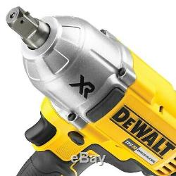 Dewalt DCF899P2 18v XR Brushless High Torque Impact Wrench 1/2 + 2 x 5.0Ah
