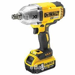 Dewalt DCF899P2-GB Impact Wrench High Torque 18V Cordless Brushless 2 x 5Ah