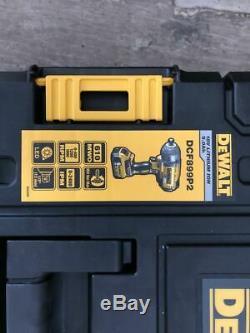 Dewalt DCF899P2 Impact Wrench High Torque 18V Cordless Brushless 2 x 5Ah