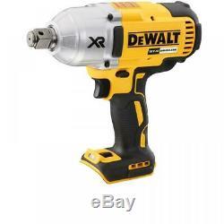 Dewalt Dcf897 18v Xr Brushless Impact Wrench Body 3/4'' High Torque Brand New