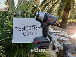 Ingersoll Rand IQV 20V 1/2 & 3/8 Impact Wrench Combo Kit IR W7152-K22 & W5132