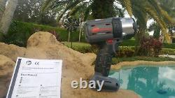Ingersoll Rand W5133 Iqv20 Volt 3/8 Impact Wrench With LED Ring Lite Brushless