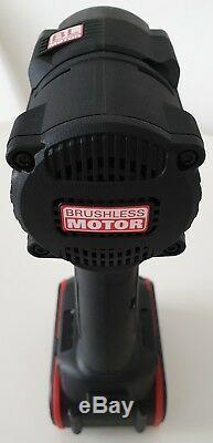 KRESS BRUSHLESS 20v Impact Wrench 1/2 High Torque GERMAN BRAND wx279