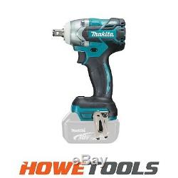 MAKITA DTW285Z 18v Impact wrench 1/2 square drive