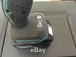 MAKITA DTW285 IMPACT WRENCH 18V BODY+1x18V 4.0Ah battery