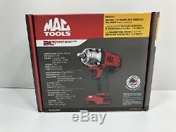 Mac TOOLS 20v Mac 1/2 Brushless Mid Torque IMPACT WRENCH MCF894