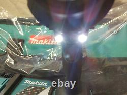MakitaXWT08Z18-V LXT Li-Ion Brushless High Torque 1/2 Impact Wrench SetNew