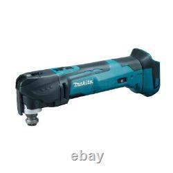 Makita 18V LXT 10 Piece Cordless Power Tool Kit 4 x 5.0Ah Batteries MAKDEAL 84M